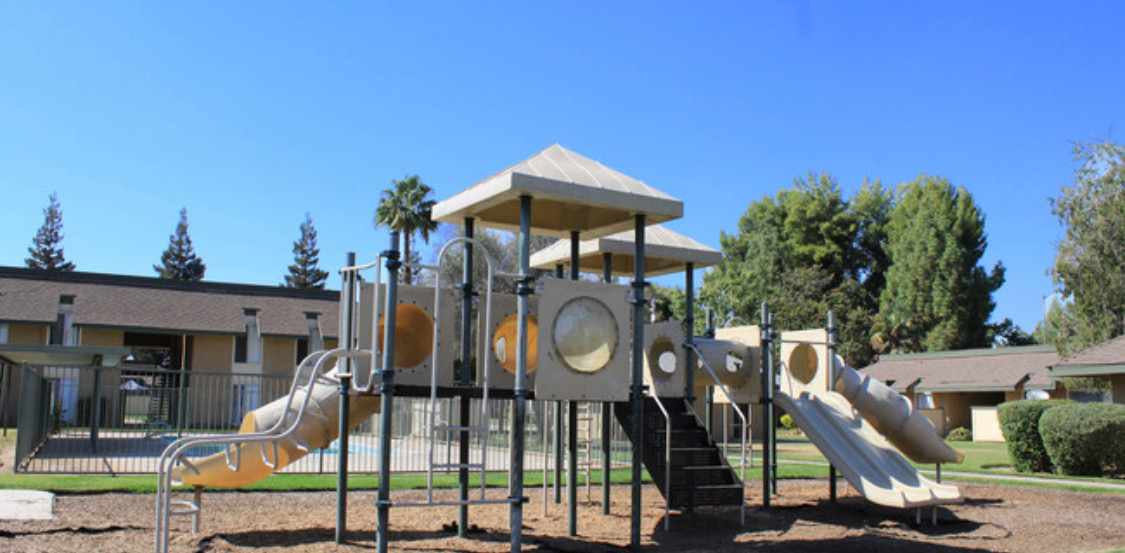 Park West Apartment Homes Fresno Playground 2